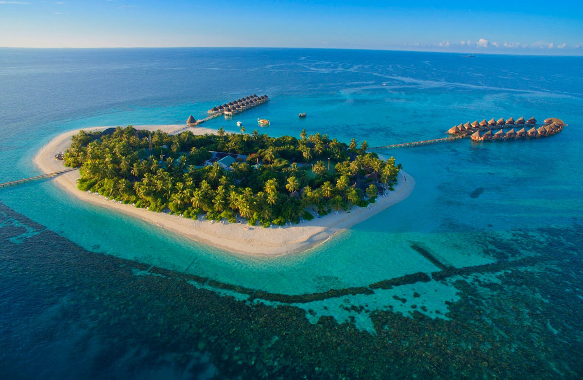 Hoteles en las maldivas mylifeplanet for El mejor hotel de islas maldivas